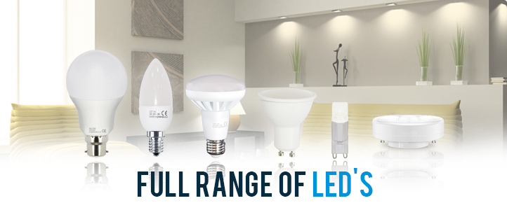 Full Range of LEDs