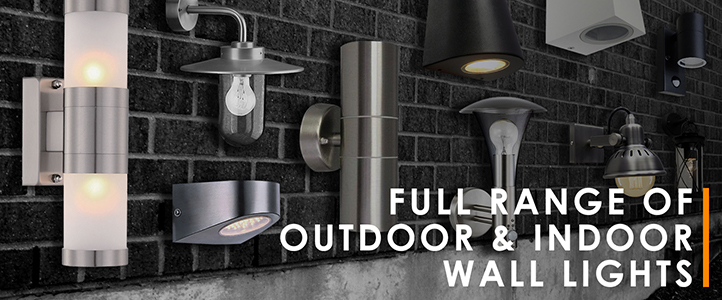 Full Range of outdoor & indoor